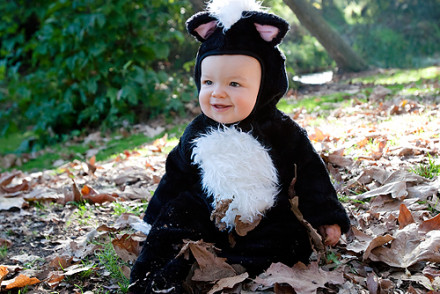 DIY Baby Costume