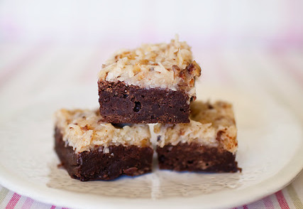 german-chocolate-brownies