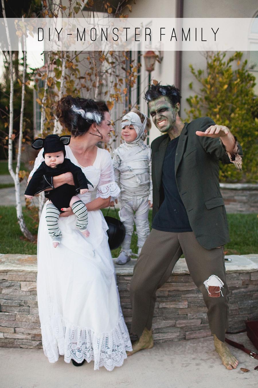 Monster-Family-Costume-DIY