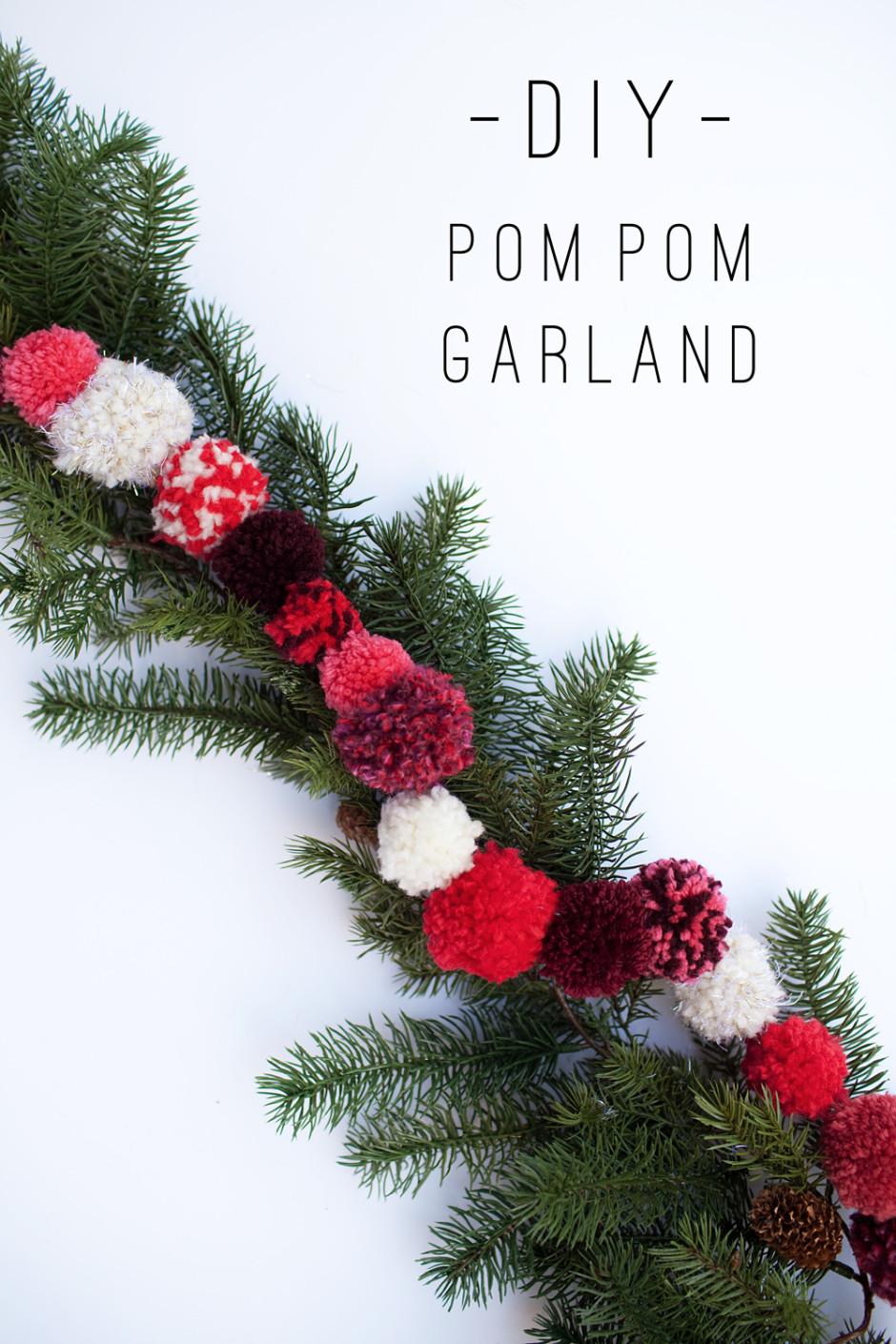 pom-pom-garland