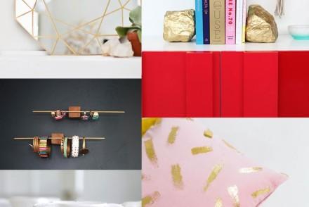 Gold-home-decor-DIY