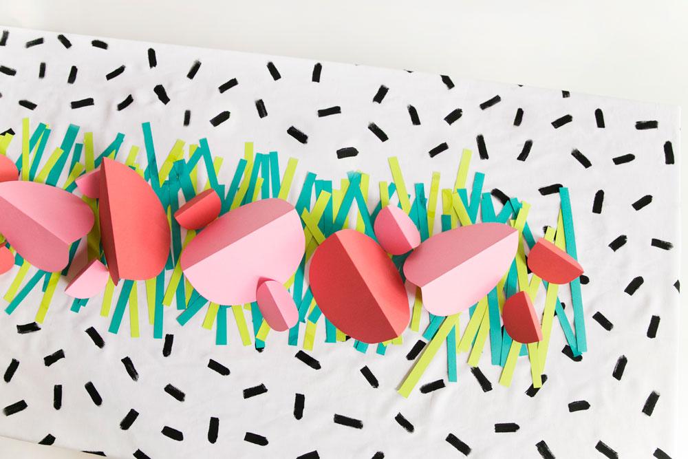 modern watermelon party