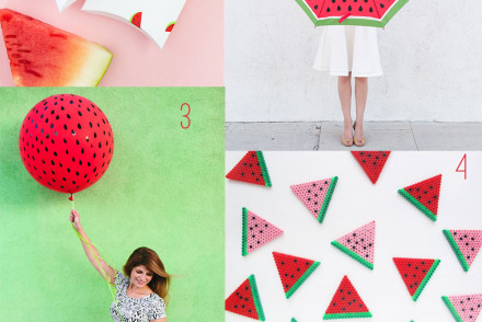 20-Watermelon-DIY's
