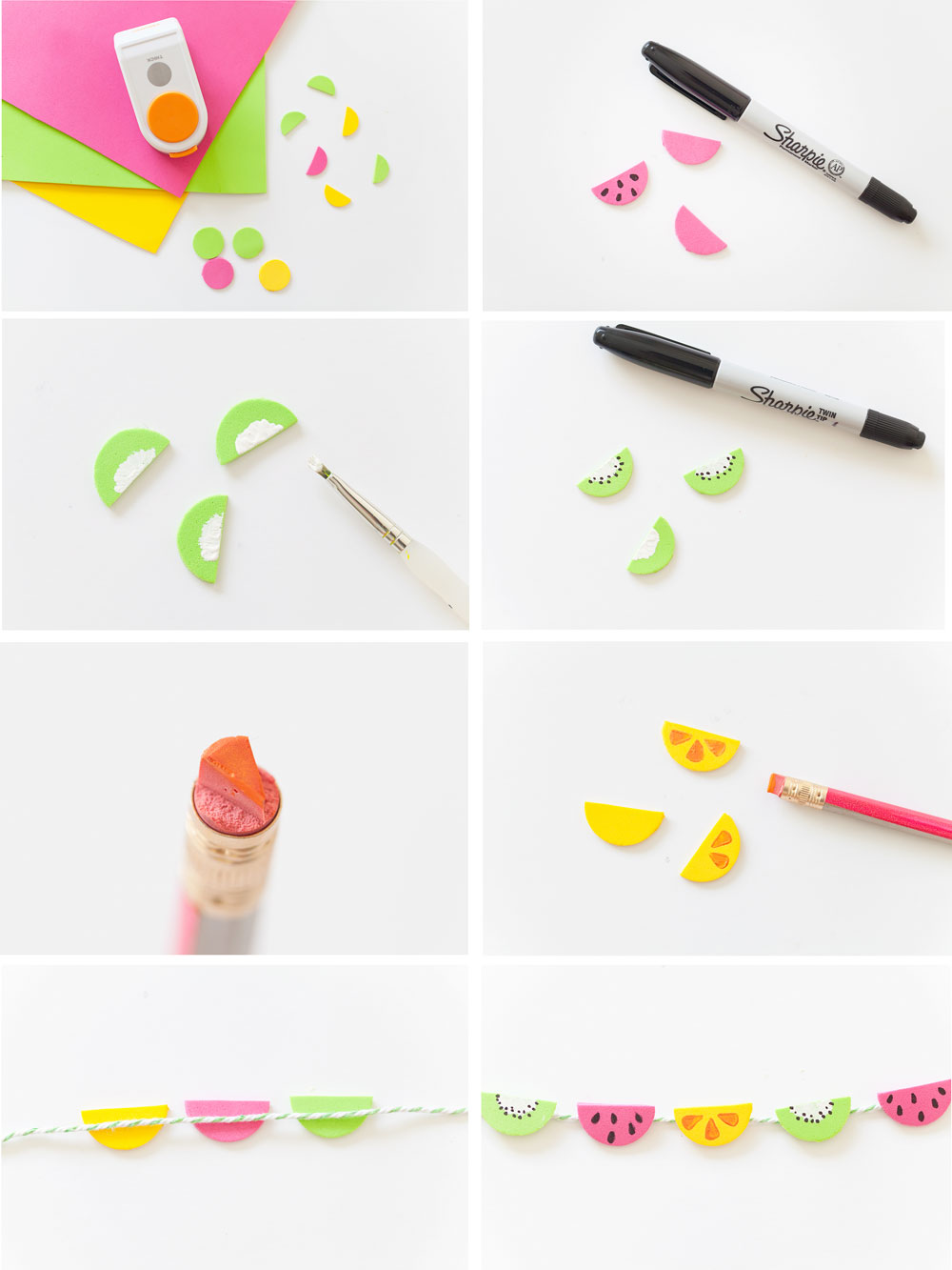 Steps-to-make-a-cute-fruit-garland