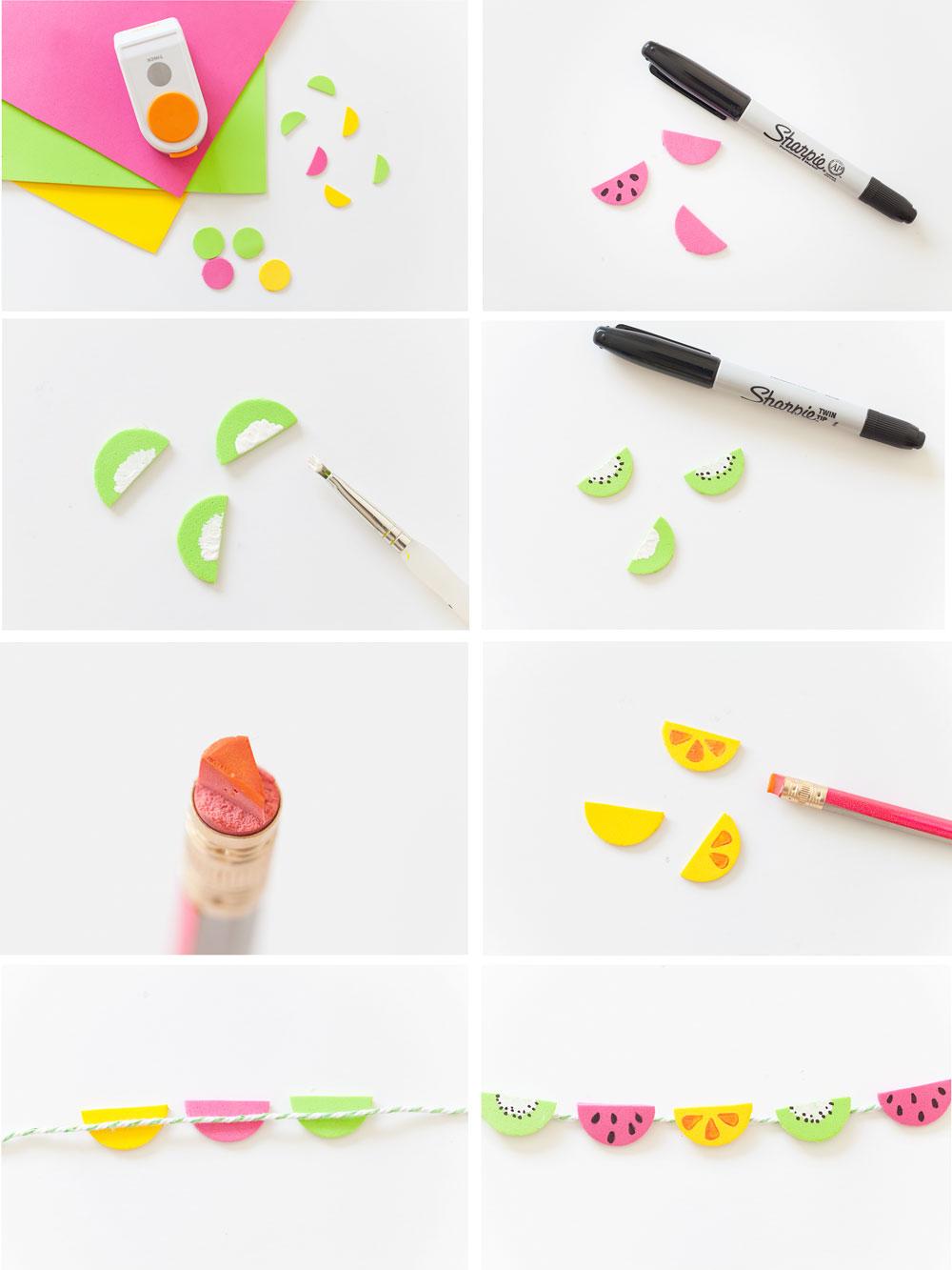 Steps-to-make-a-cute-fruit-garland