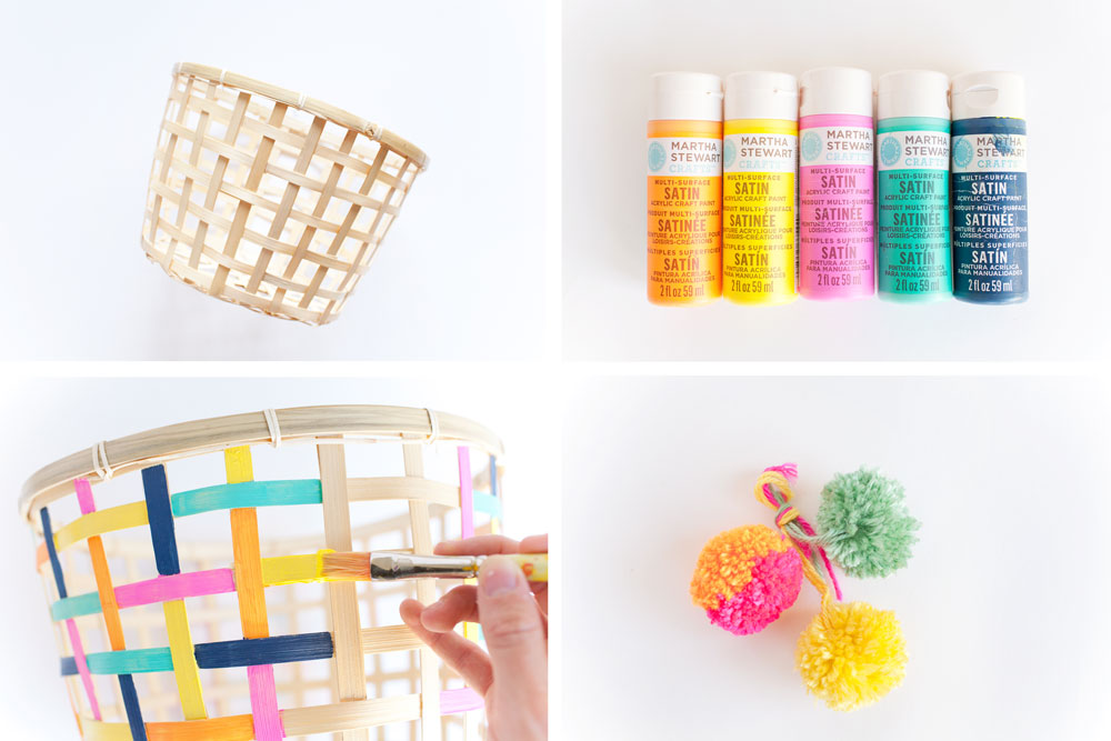 painted-basket-DIY