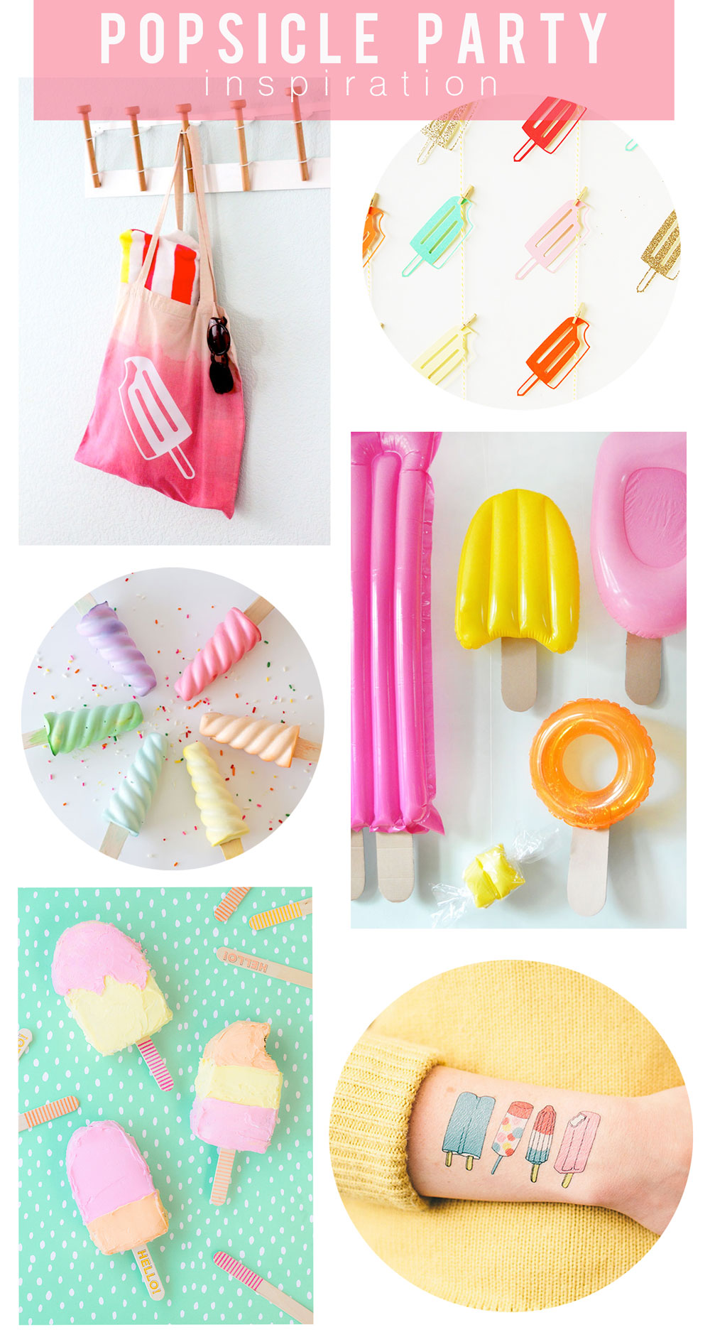 popsicle-party inspiration
