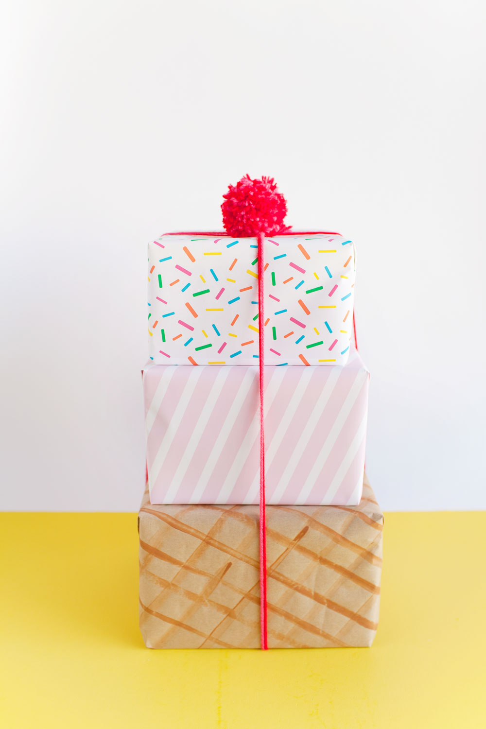 ice-cream-wrapping-paper