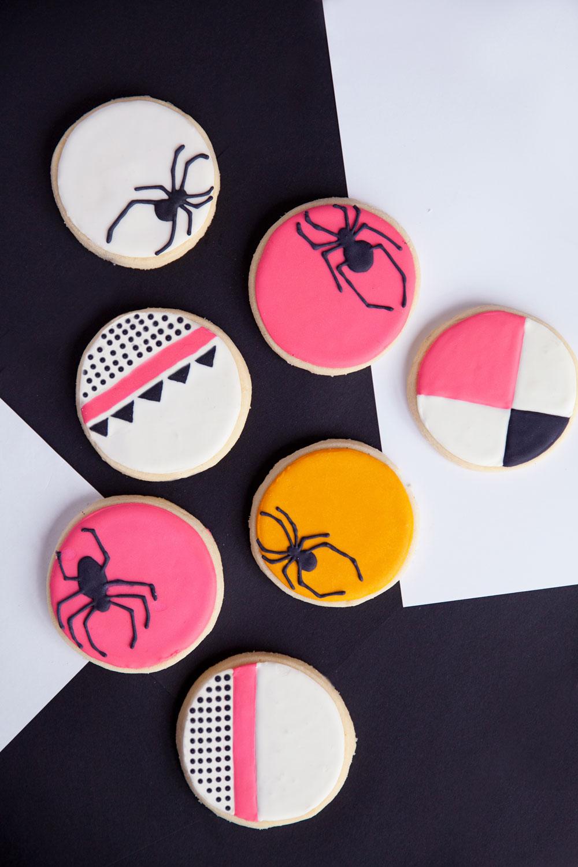 Halloween-cookies