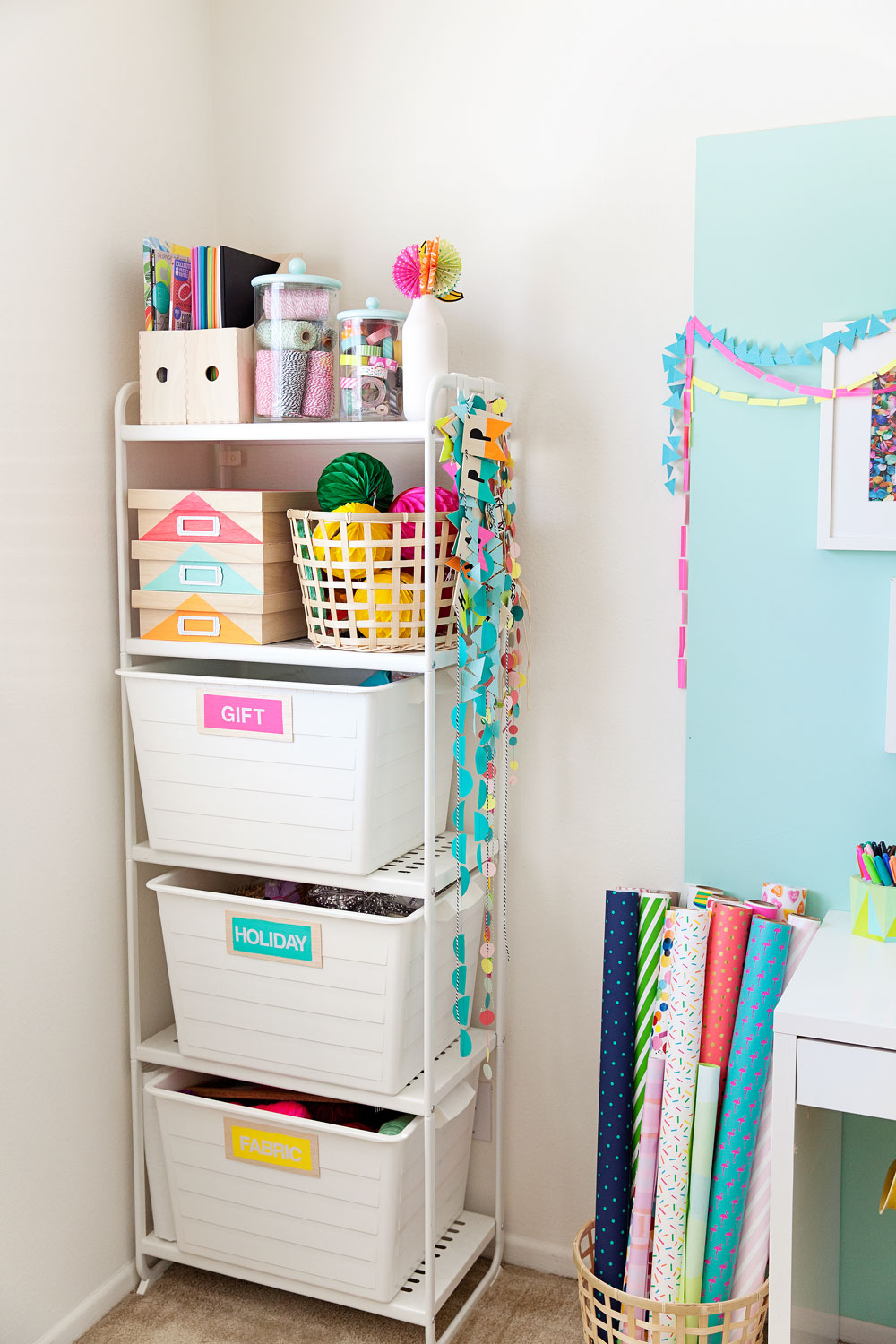 Get-organized-in-your-office-with-these-fun-and-colorful-storage-ideas