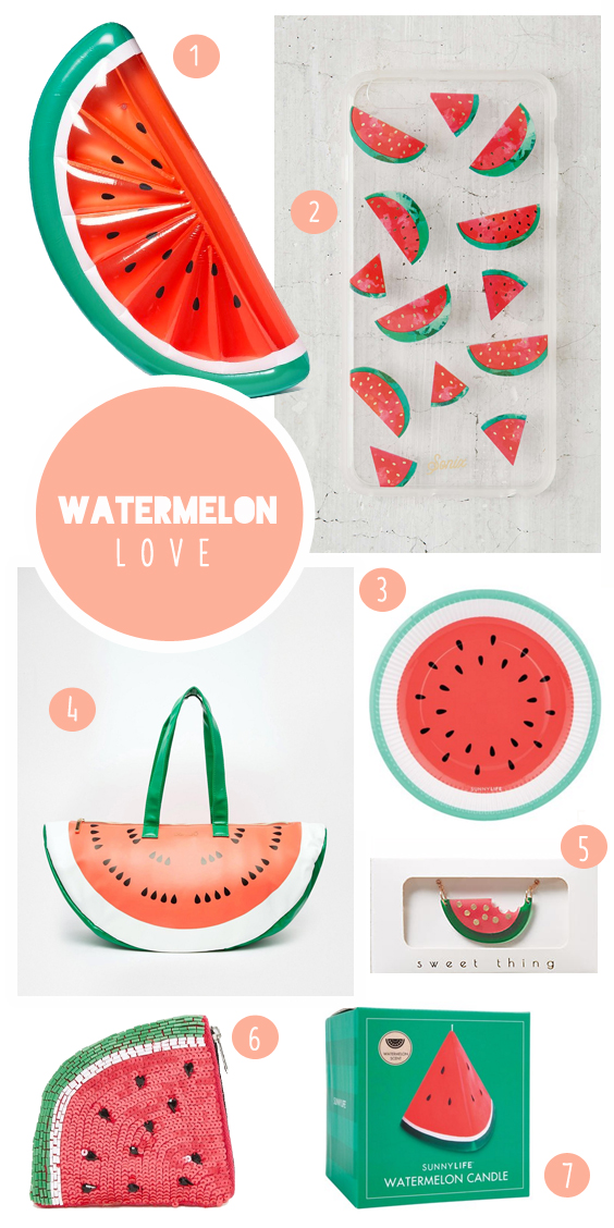 Fun Watermelon Ideas and Gifts