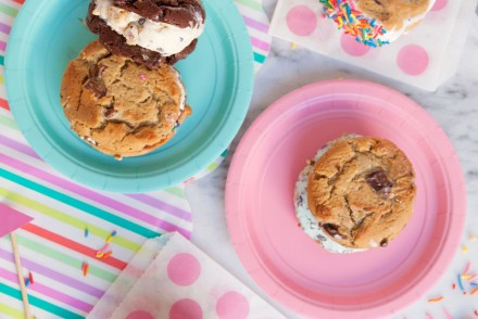 warm-cookie-ice-cream-sandwiches