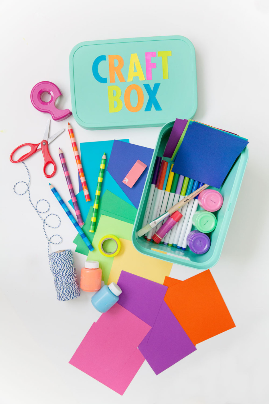 DIY-kids-craft-box