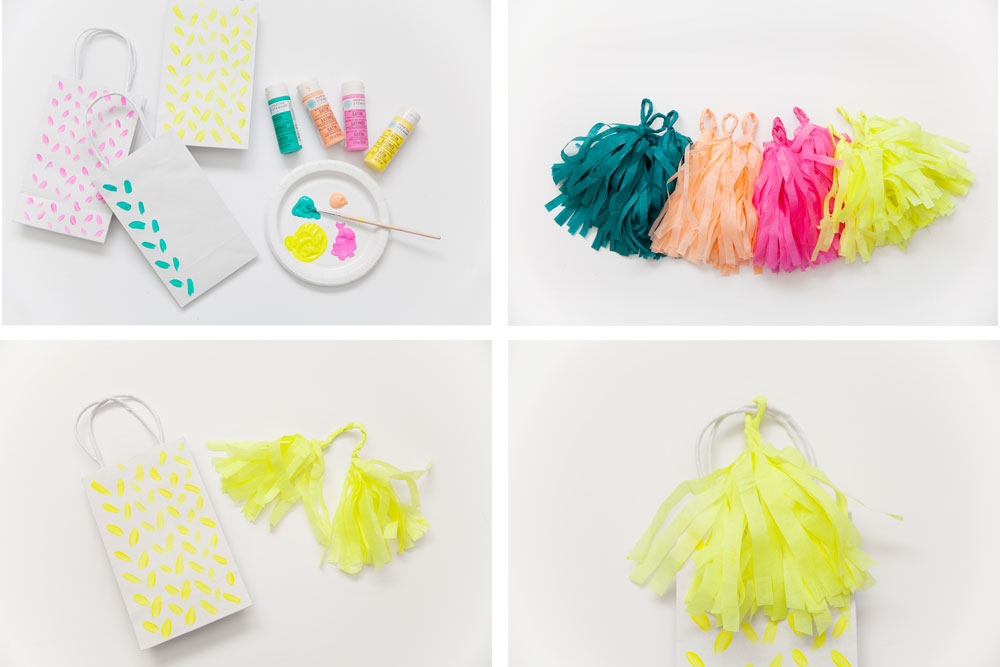 Steps-to-create-a-diy-tassel-gift-bag