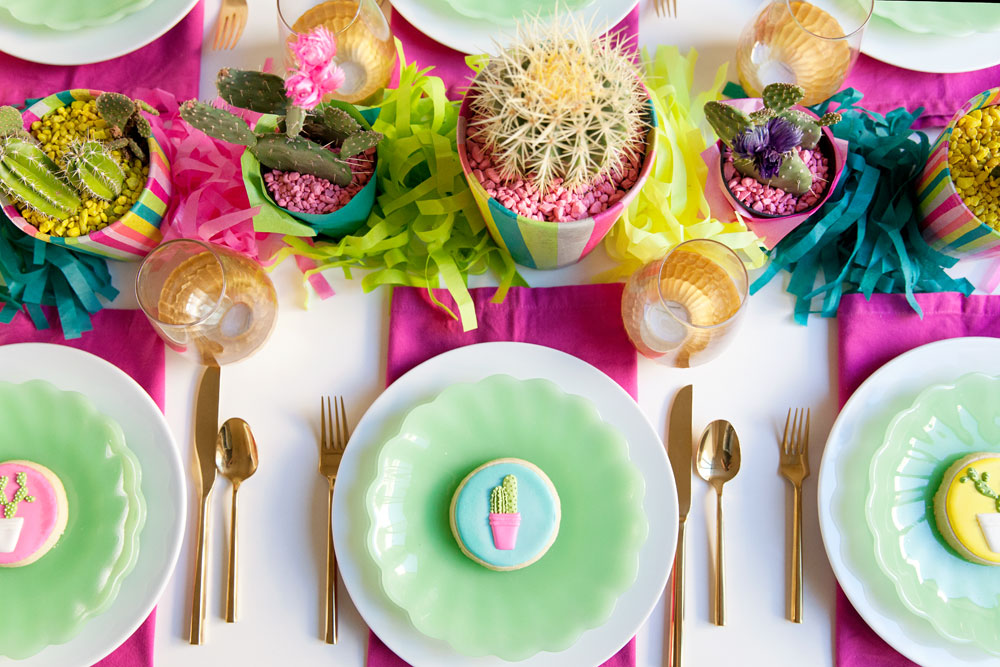 cactus-party-table-decor