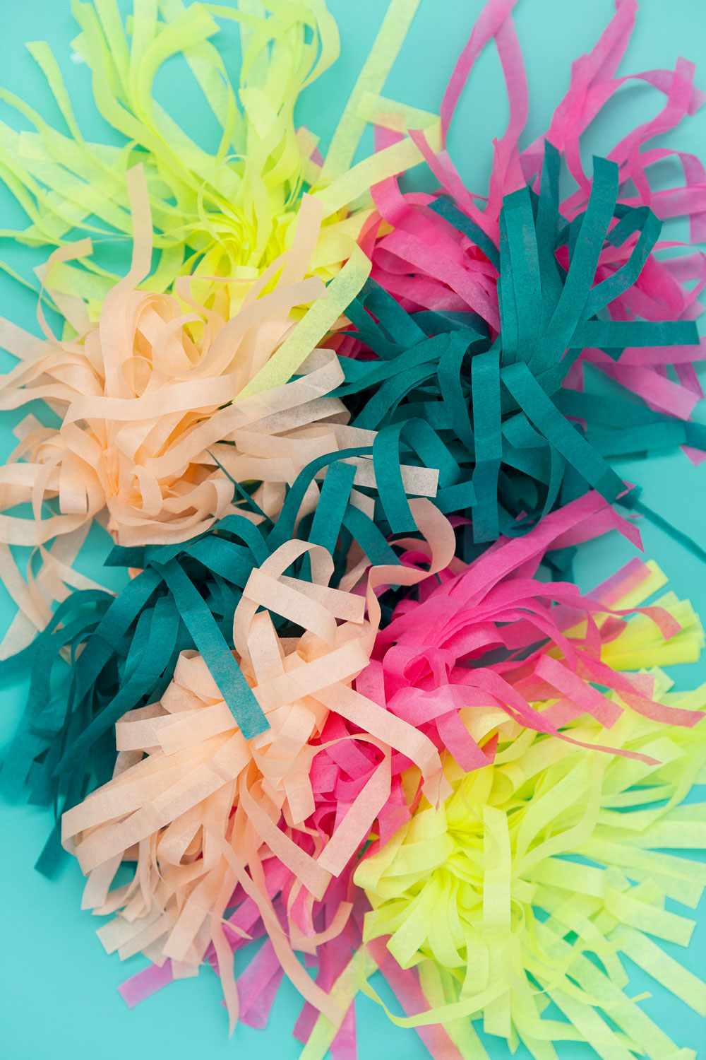 colorful-party-tassels