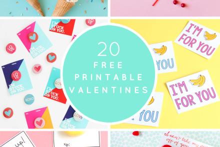 20-Free-Printable-Valentines