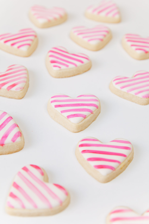 Valentine's-heart-painted-sugar-cookies