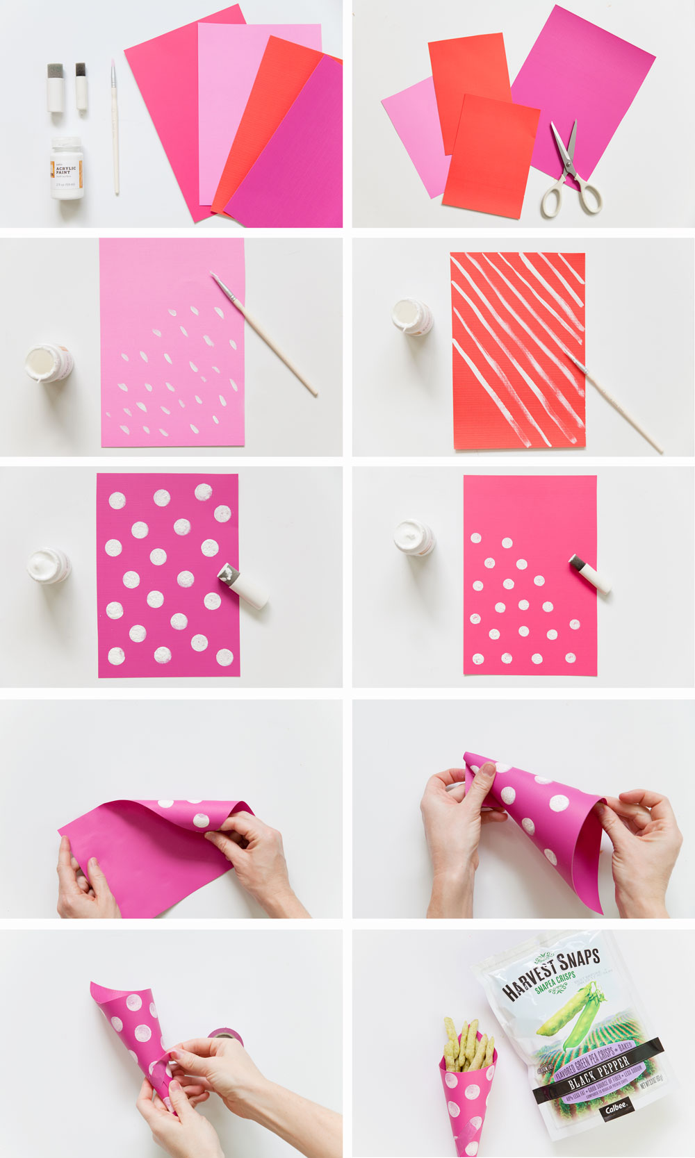 diy-paper-party-cup-steps