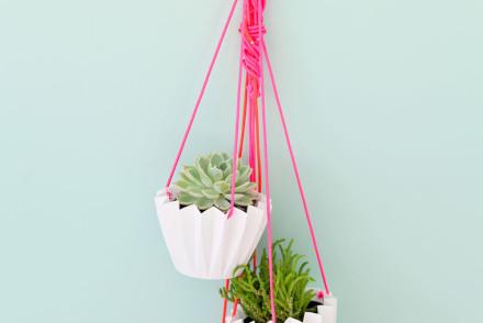 diy-5-mintue-hanging-planter