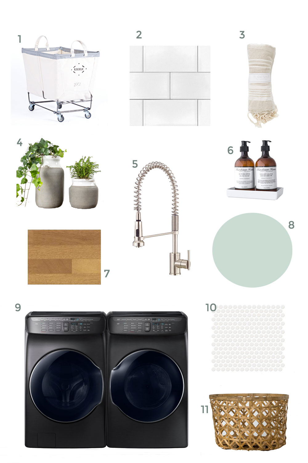 Laundry-Room-inspiration.--Neutral-colors-with-a-modern-costal-theme