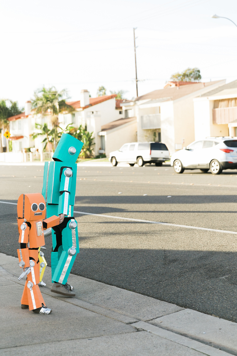 View More: http://radandhappy.pass.us/walkfamilyrobots