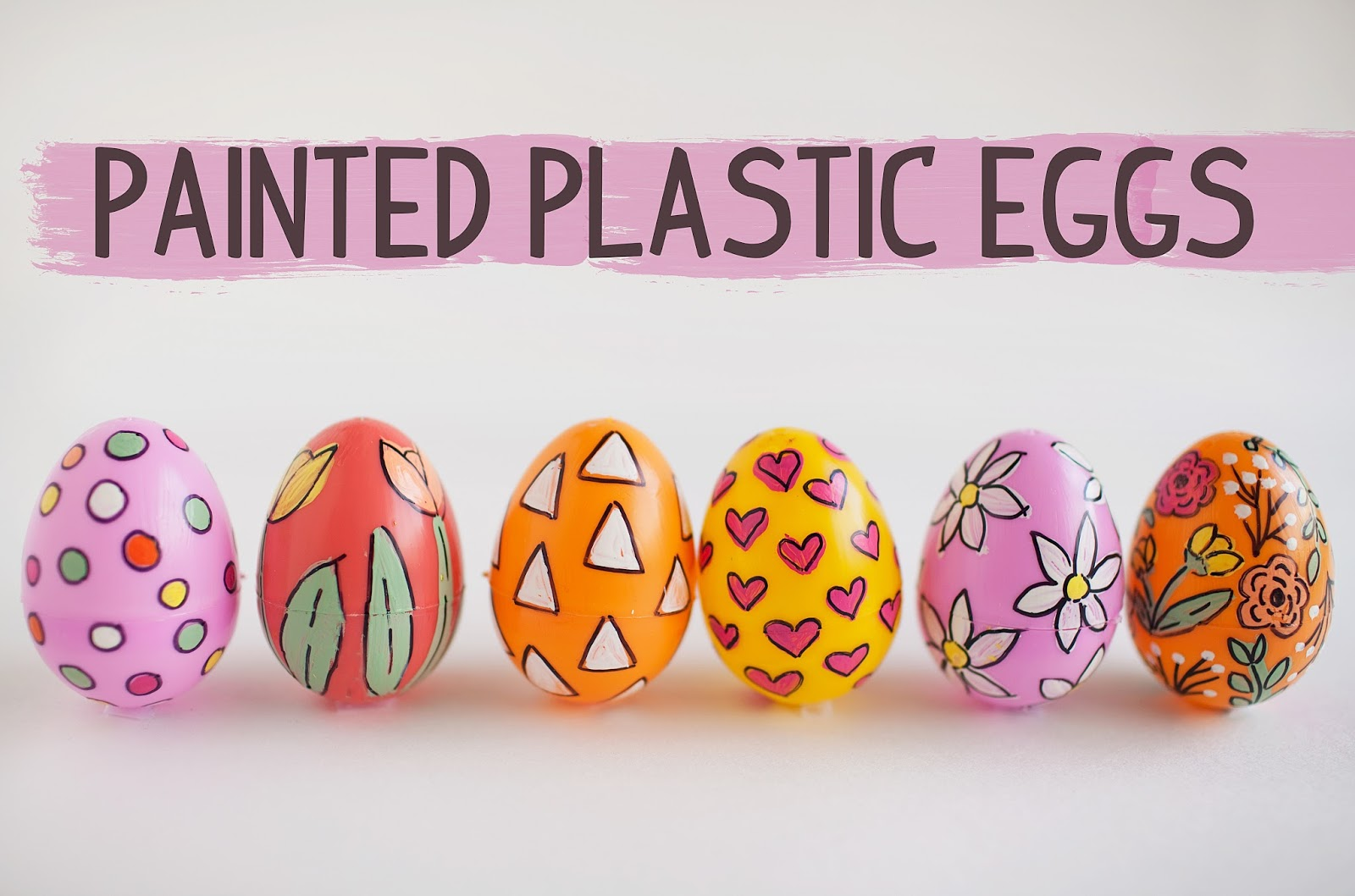 Can You Paint Easter Eggs With Acrylic