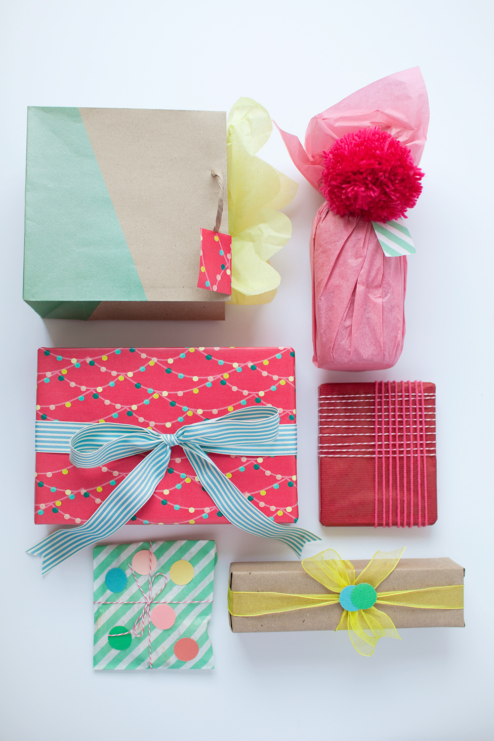 TELL: CHRISTMAS WRAPPING IDEAS - Tell Love and Party