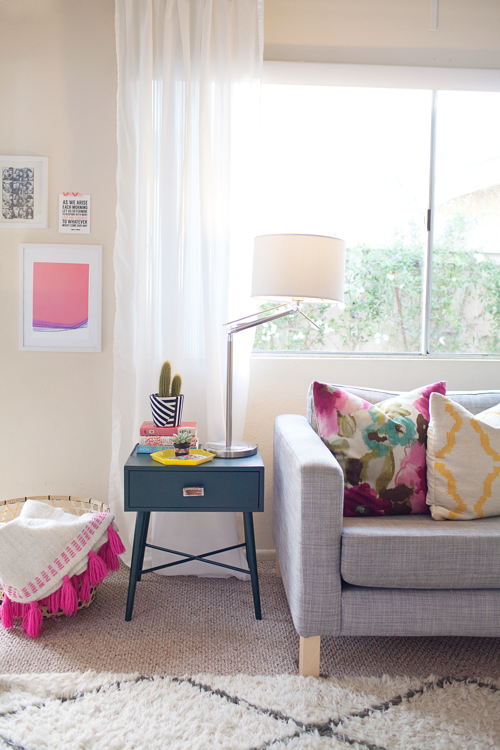 Tell Living Room Redo And Giveaway Tell Love And Party