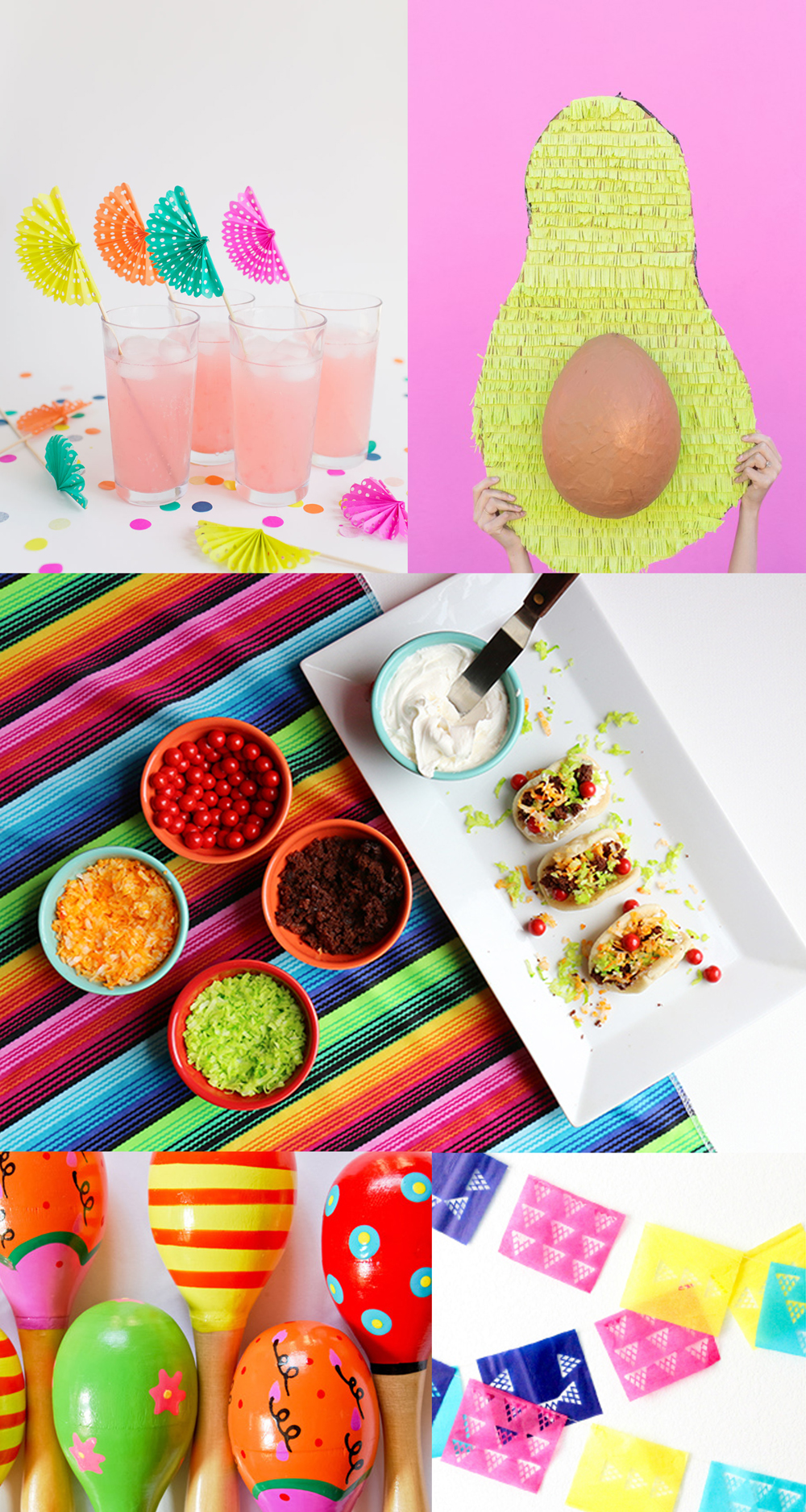 Cinco De Mayo Party Ideas Tell Love And Party
