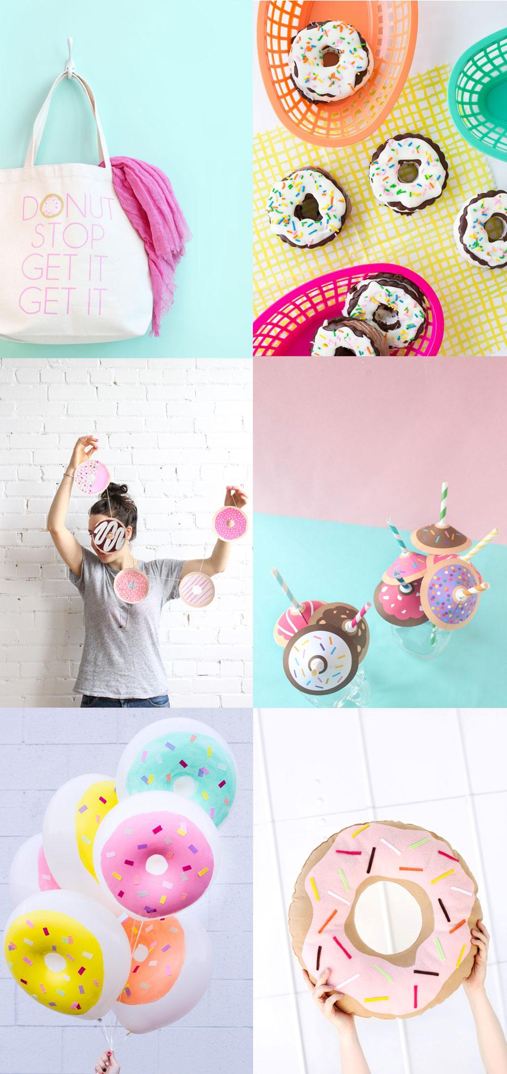 Donut-DIY-ideas