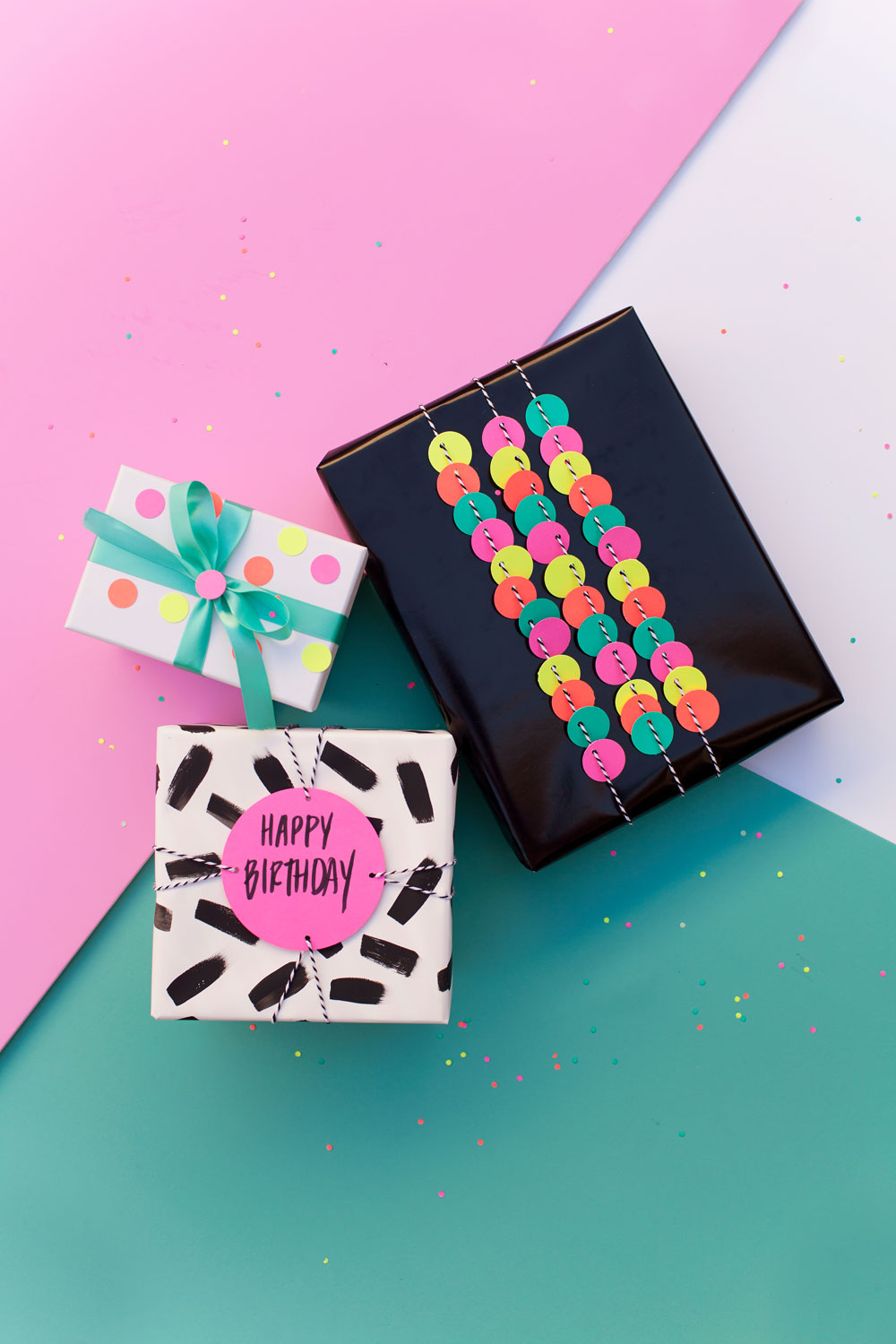 3-fun-ways-to-wrap-gifts-using-your-circle-punch