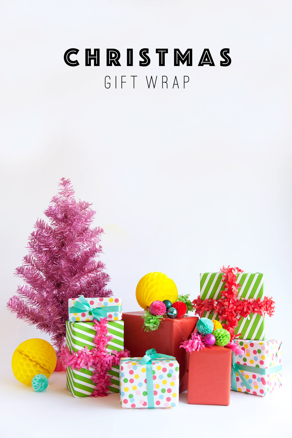 Christmas gift wrap ideas 3