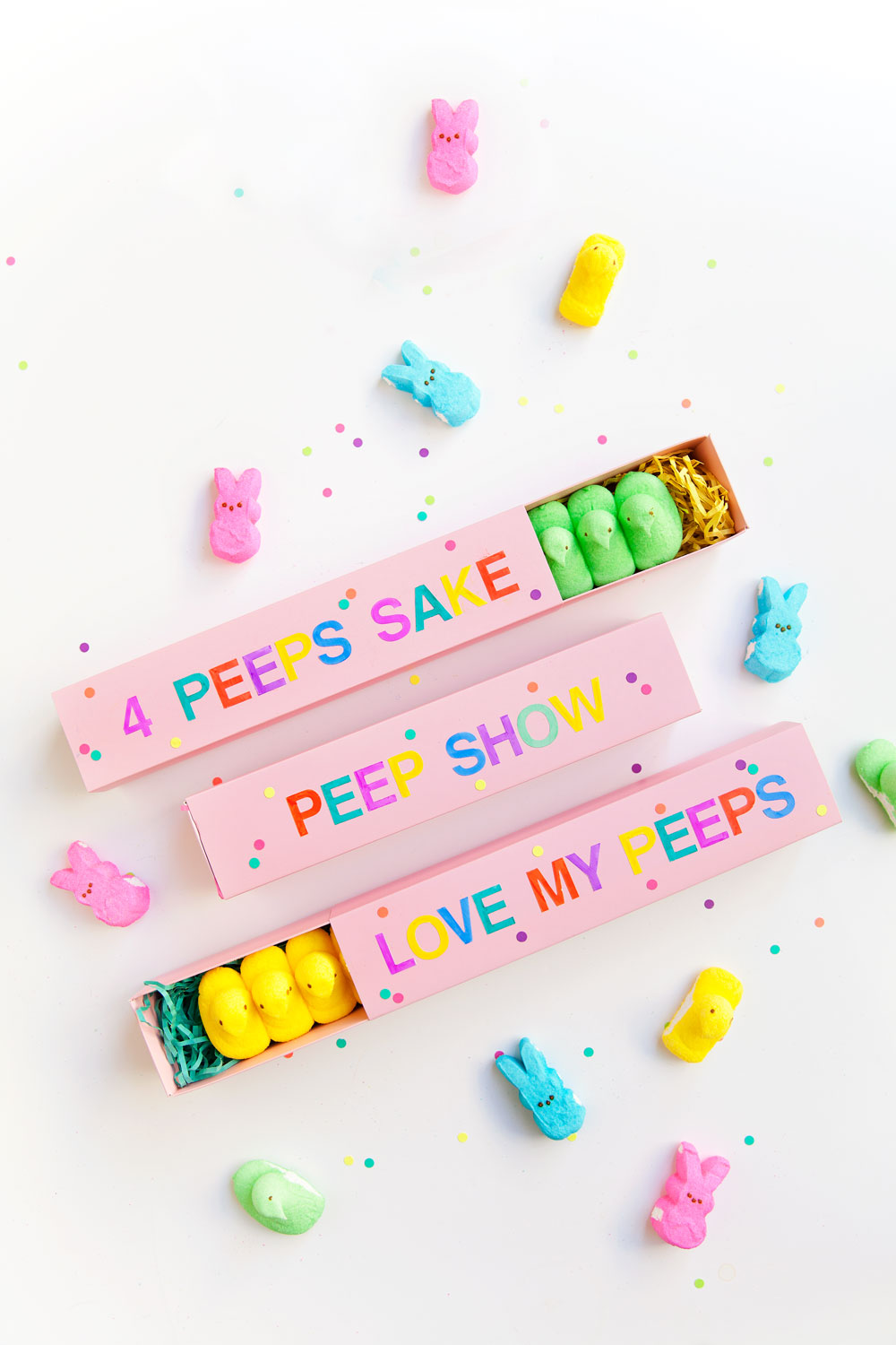 Clever-DIY-Peep-puns-and-gift-boxes-for-Easter