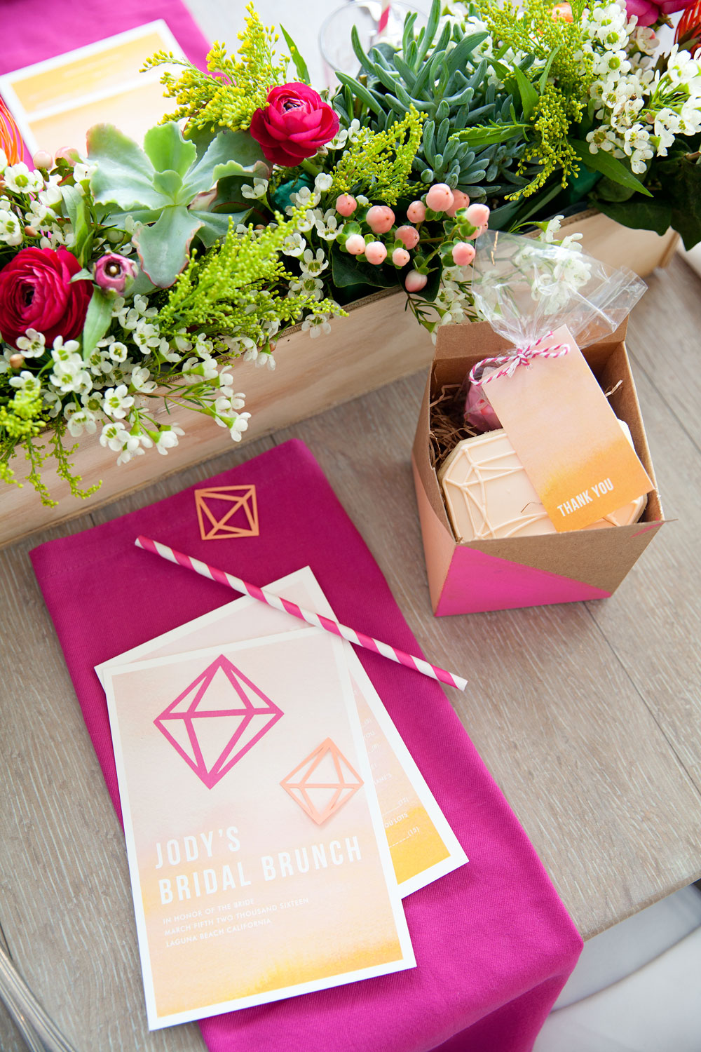 BRIDAL SHOWER BRUNCH DIY - Tell Love and Party