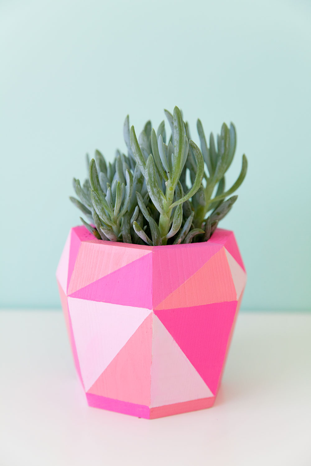 DIY-painted-colorful-pot-used-in-two-different-ways