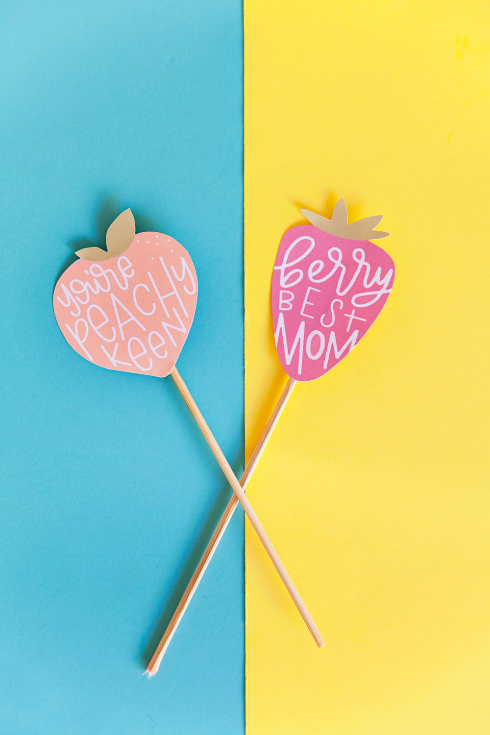 Cute-printable-drink-stirrers-to-tell-your-mom-this-Mother's-Day-just-how-great-she-is