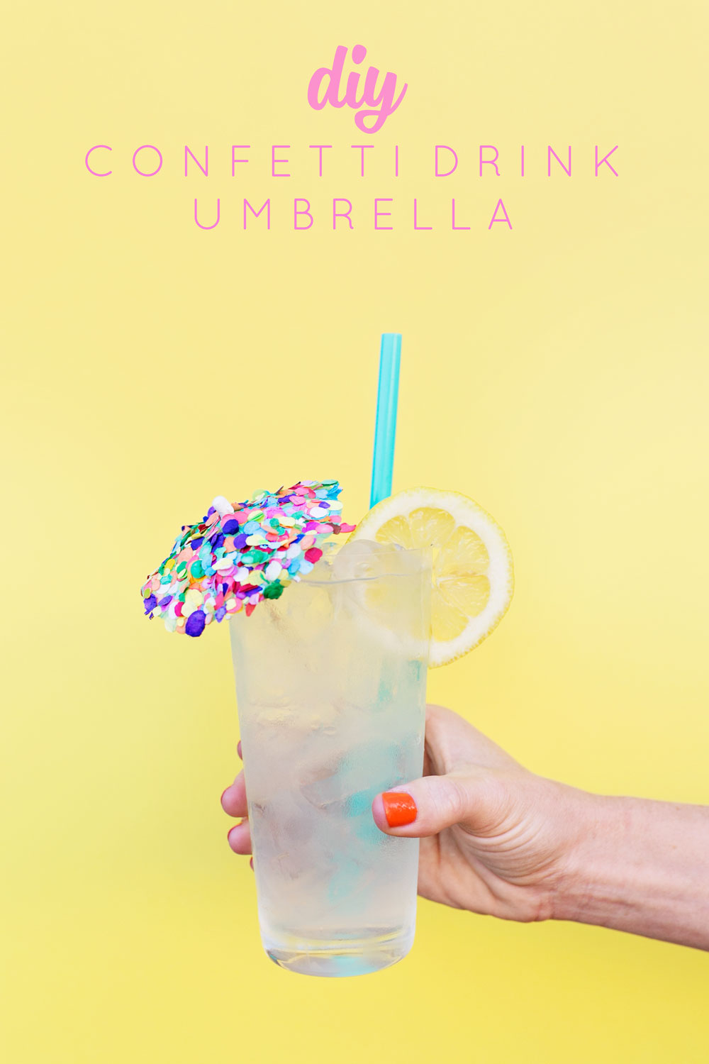 Make-these-cute-drink-umbrellas-for-your-next-summer-party
