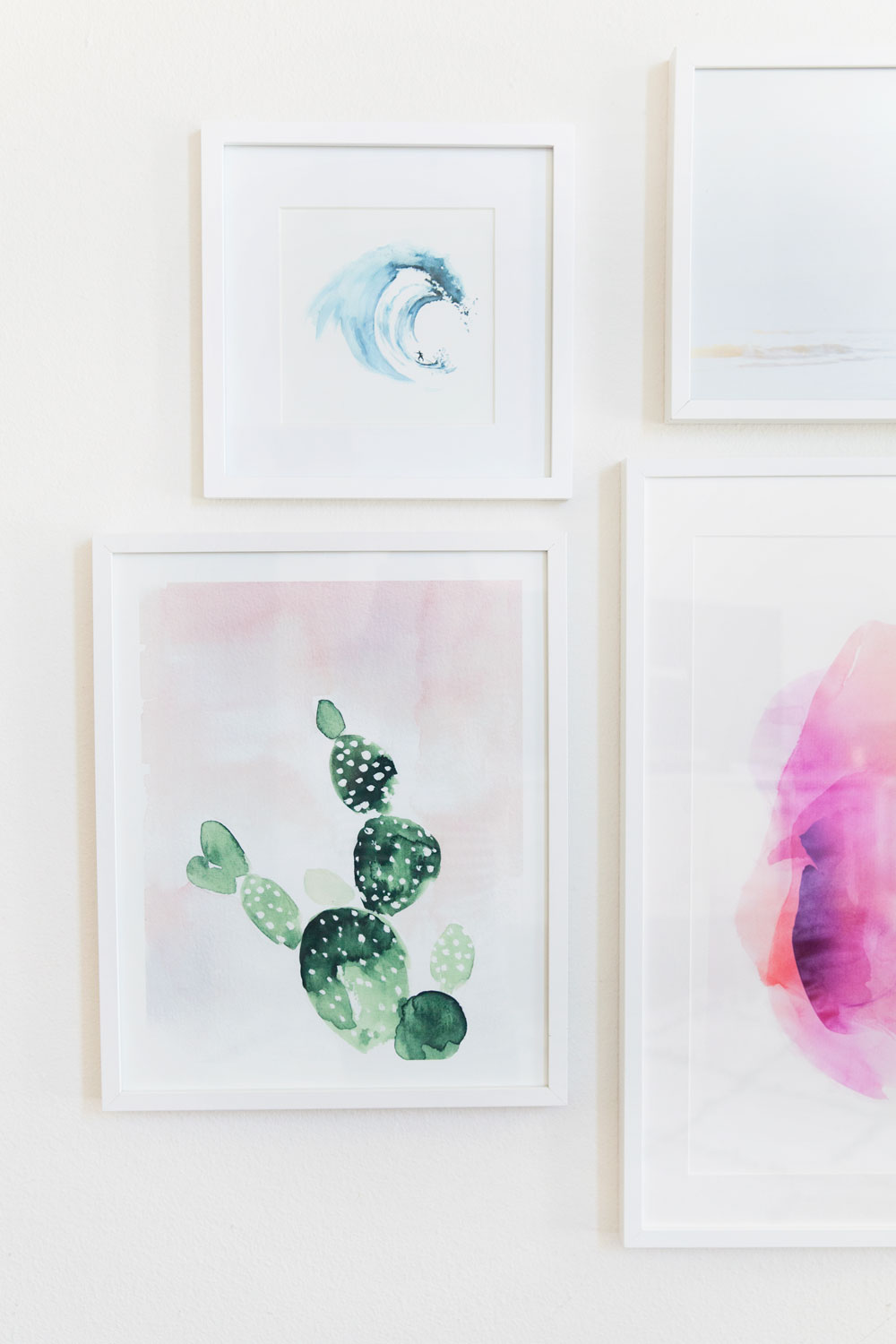 Minted-prints-and-tips-to-make-a-gallery-wall