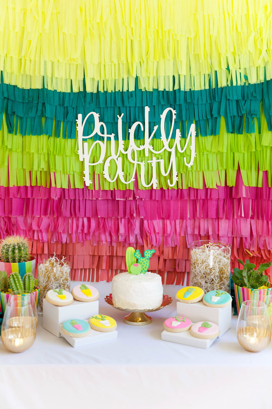 DIY CACTUS PARTY - Tell Love and PartyTell Love and Party