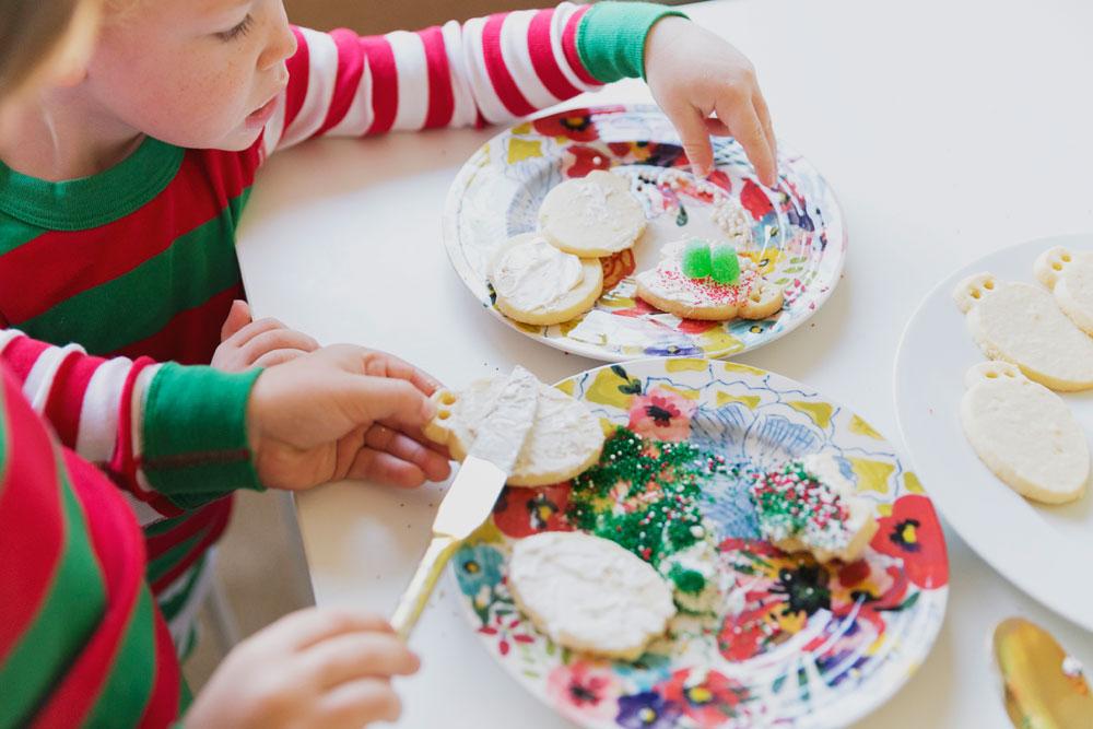 Matching Christmas Pajamas For Kids And Babies