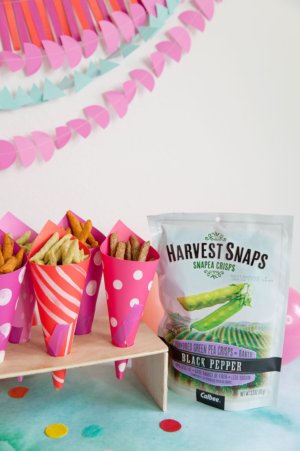 Harvest-snaps-as-party-snacks
