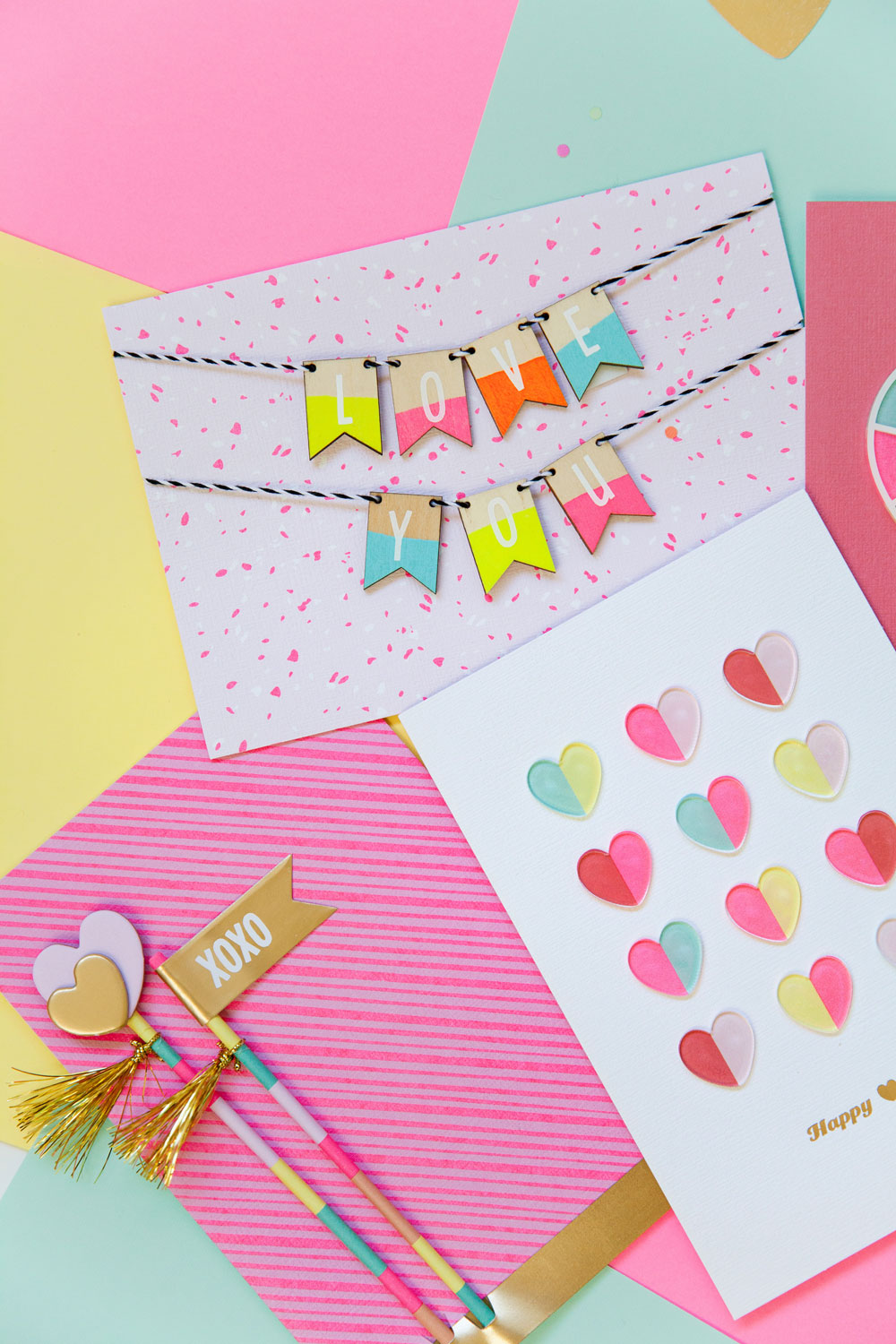 Tell-love-and-Party-cards