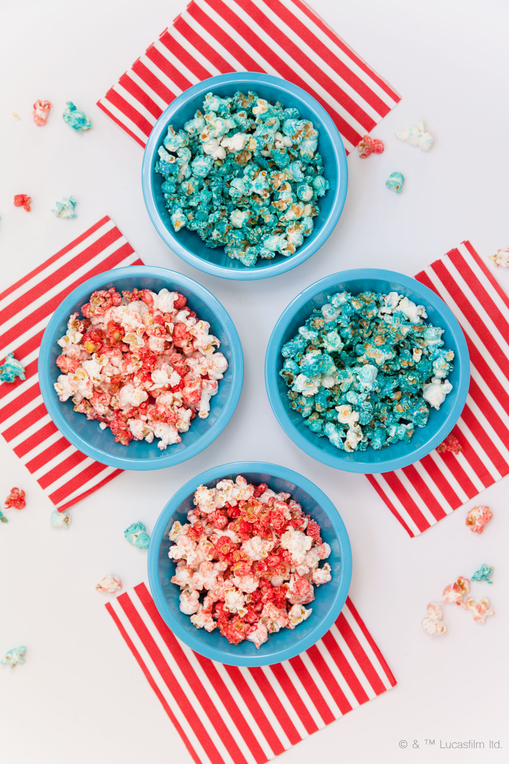 Colored-popcorn LTD