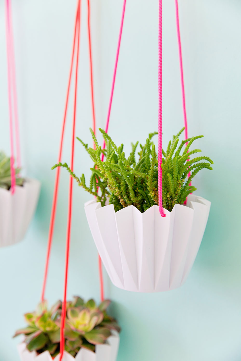 5-minute-DIY-hanging-planter