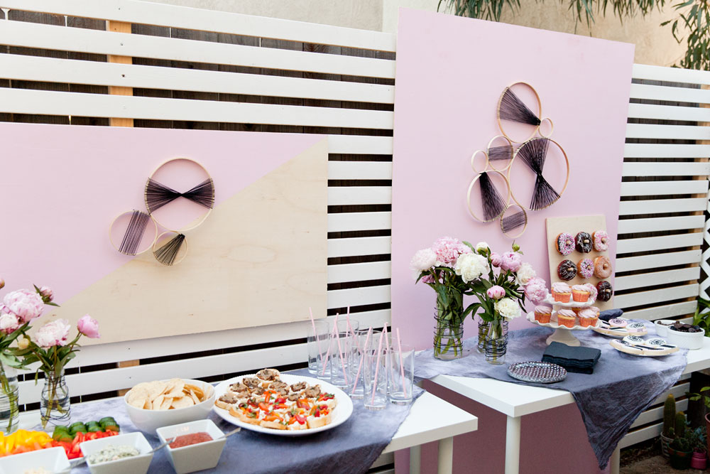 pink-and-black-baby-shower-ideas