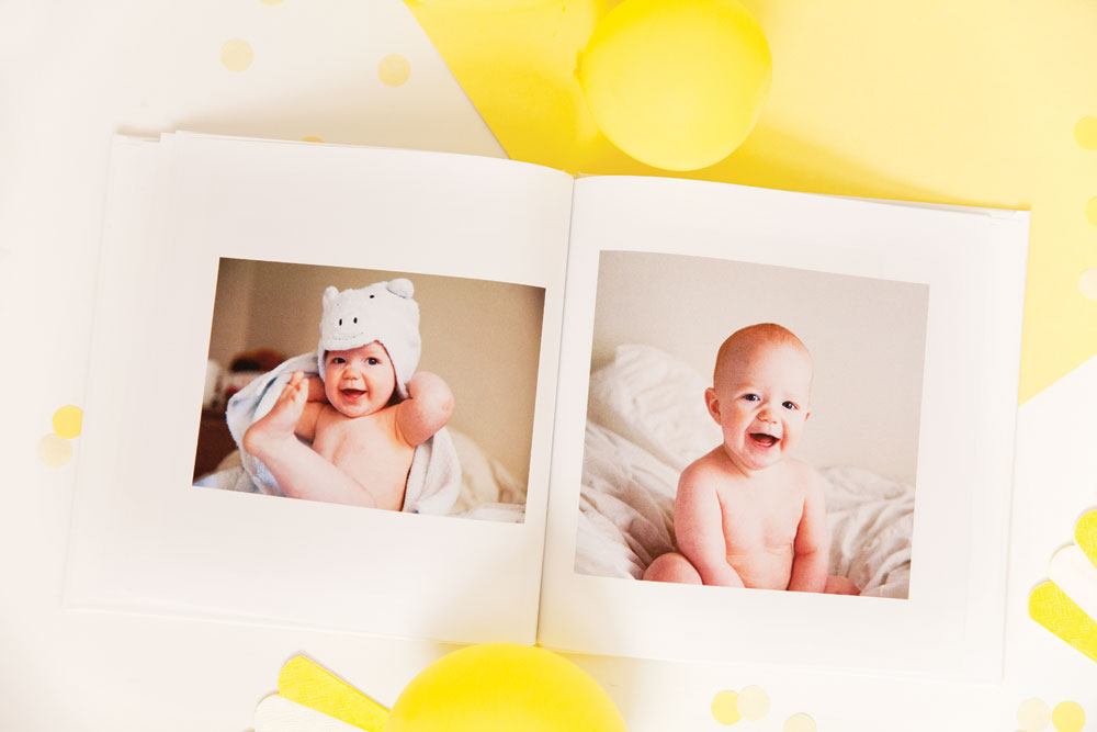 photo-book-idea-for-1st-birthday-party