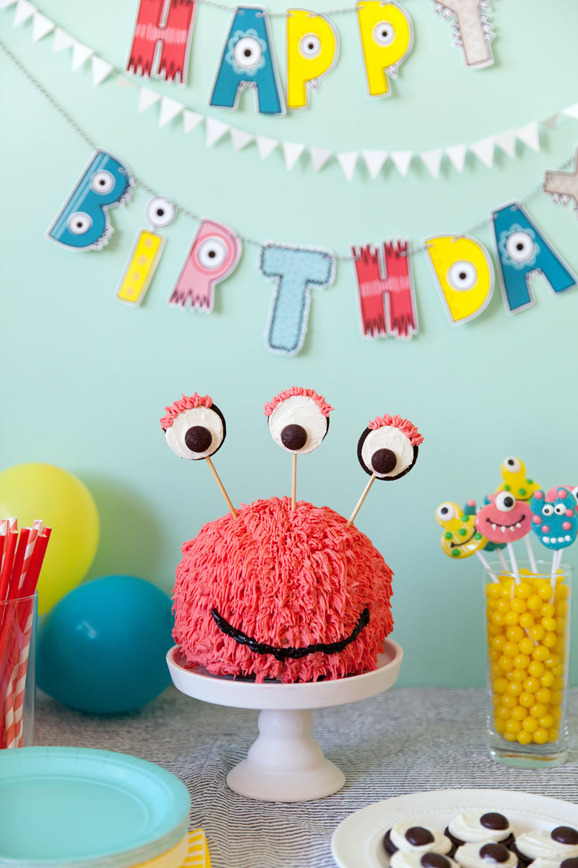 Junior Mint Birthday Cake
