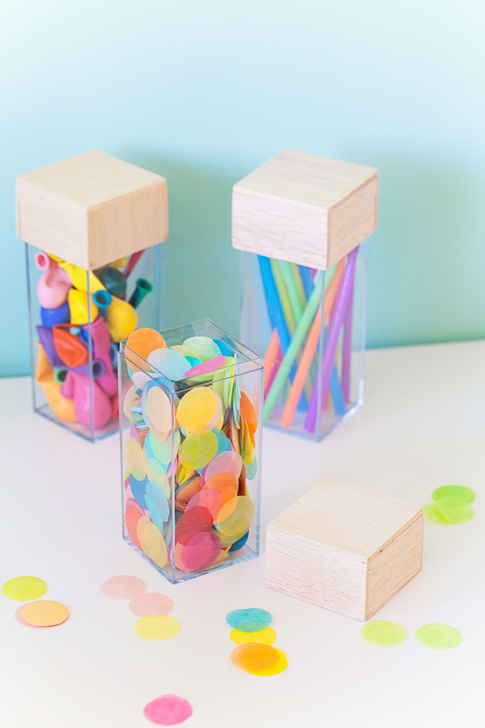 These small DIY storage boxes are so much fun and will turn all your storage into something you want to display instead of hide. Storage - Organization - diy