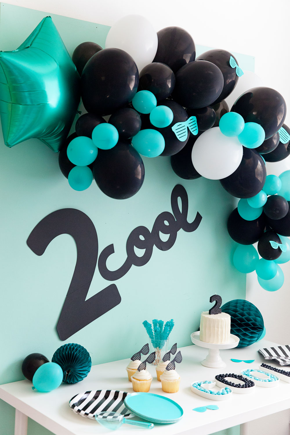 2ND BIRTHDAY PARTY IDEA - Tell Love and Party